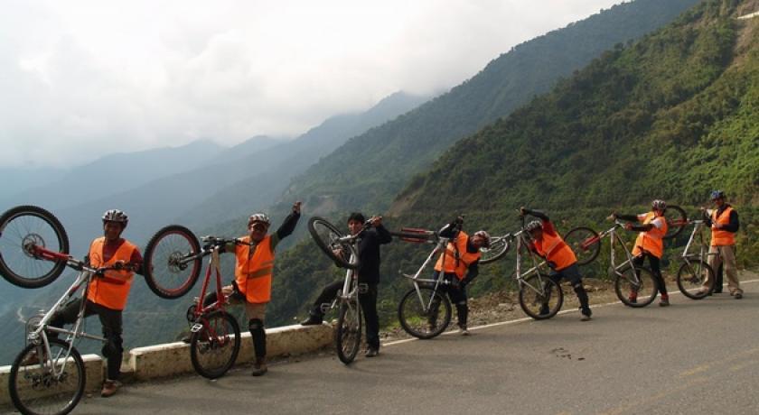 Inca Jungle - Machu Picchu en bicicleta